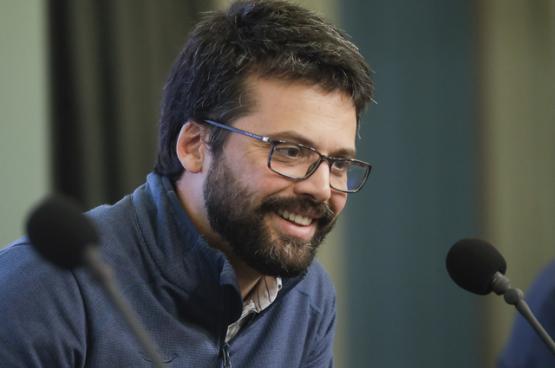 Emmanuel André. (Photo Belga)