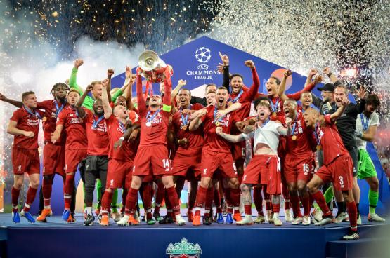 Liverpool, qui a gagné la Ligue des champions en 2019, a reçu 111 millions d'euros de gains pour cette victoire. Si la Superligue voyait le jour, le simple fait de participer rapporterait à chaque club... 350 millions d'euros... (Photo Vlad 1988)